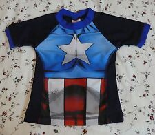 MARVEL THE AVENGERS SWIM TOP AGE 18-23 MONTHS