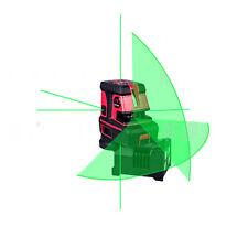 LETER Green laser spot  Self Levelling Cross Line laser level   5dots,1V,1H