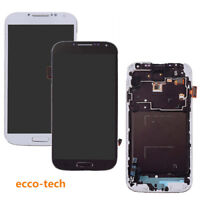 JT_ LCD Screen Touch Digitizer Frame for Samsung Galaxy S4 i337 i9500 i9505 Ne