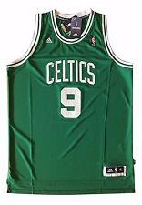 Rajon Rondo Boston Celtics Adidas Green Swingman Mens Sewn Jersey XL #9 NWT