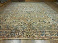 New listing C1930 Vg Dy Antique Kazak Karache Serapi Heriz Viss 10x13 Estate Sale Rug