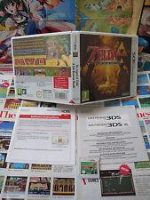 Nintendo 3DS:Zelda - A Link Between Worlds [TOP RPG & 1ERE EDITION] COMPLET - Fr