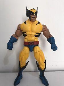 "Hasbro Marvel Legends Wolverine 12"" Collectors Action Figure toy Hasbro toys"