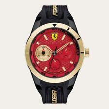 Ferrari Redrev T Red Dial Men's Watch 830386