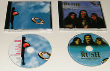 RUSH The interviews Volume 2 & Story Of Kings Limited Edition 2 Picture CD Set