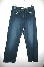 Boys Ecko Unltd. Dark Blue Jeans 16 EUC