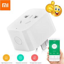 Xiaomi Mi Smart WiFi Socket Switch APP Remote Control Timer Power Detection Plug