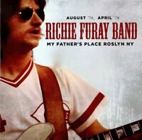 Richie Furay Band - My Father's Place Roslyn NY - August 76, April 78 (2CD)  NEW