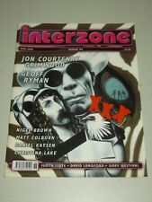 INTERZONE #188 APRIL 2003 JON COURTENAY GEOFF RYMAN UK MAGAZINE