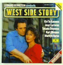 CD - Leonard Bernstein - West Side Story - Highlights - A5054