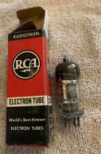Rca Electron Tube 6Ag5 In Original Box H3E Tested Working