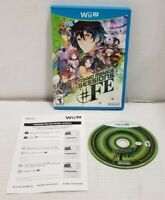 Tokyo Mirage Sessions #FE (Wii U, 2016)RPG JPRG MINT DISC TESTED FREE SHIPPING
