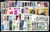Austria  - Stamps - Lotto da 50  differenti -