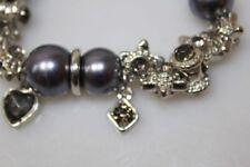 Modeschmuck-Armbänder im Armreif-Stil aus gemischten Metallen Perlen