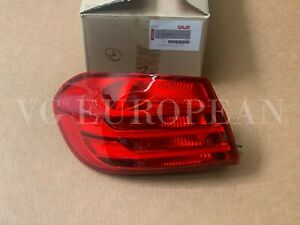 BMW F32 F33 4-Series OEM ULO Left Side Outer Taillight,Rear Lamp 428i 435i NEW