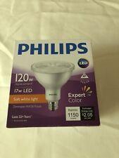 Philips PAR38 LED Flood 17-Watt Bulb replace for 120 Watt - Dimmable