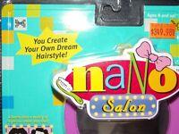 VTG~1990s~1997~1998~Playmates~Nano~Beauty~Salon~Virtual~Pet~pets~gigi~tamagotchi