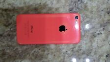 APPLE IPHONE 5C BEING SOLD AS IS FOR PARTS OR REPAIR VERY NICE CONDITION