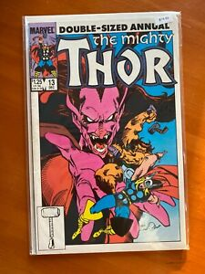 The Mighty Thor 13 - High Grade Comic Book - B74-66