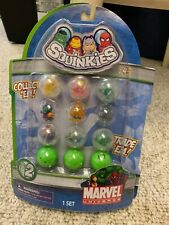 NWT Marvel Universe Superheroes Superhero Blip Squinkies Bubble Series 2 Toy