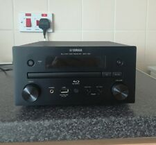 Yamaha BRX 750 Bluray DVD CD Fm DAB Receiver hifi system boxed remote