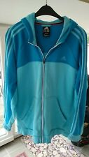 ADIDAS True Vintage Hoody hoodie Sweat Zipper men 90s XXL 2XL clima lite climate