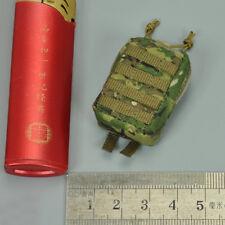 """1/6 DAMTOYS 78034 SDU Special Duties Unit ASSAULT TEAM Bag Modle For 12"""" Figure"""