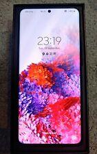 Samsung Galaxy S20 Plus + 5G - 128GB - Black (UNLOCKED) Grade A PRISTINE