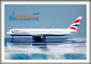 "JC Wings 1:200 British Airways Boeing 767-300ER ""G-BZHA"" XX2263"