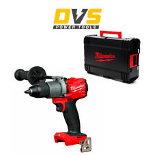 Milwaukee M18FPD2-0 18v Li-ion GEN3 FUEL Brushless Percussion Combi Drill Case