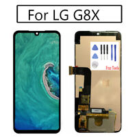 For LG G8X ThinQ LCD Display Touch Screen Digitizer Assembly Replacement AR2MG