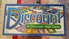 Vintage 2000 Discount Consumer Math Game FULL
