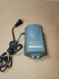 Aqua Culture MK-1504 Aquarium Air Pump Double Outlet 20-60 Gallons