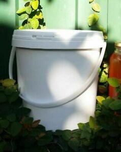 BULK raw organic honey. Nov 2020. Ethically collected. 5 kilos. (=$17 per kilo)