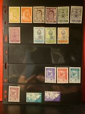 Syria Airmail Stamps Lot of 26 - MNH - see details for list