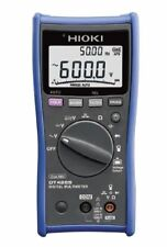 HIOKI DT4255-20 Digital Multimeter  with Fuse-protected Terminals Ideal