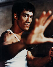 BRUCE LEE IN KUNG FU ACTION DYNAMIC PHOTO