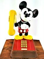 Disney The Mickey Mouse Telephone Vintage American TeleCommunications Corp