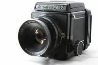[N MINT] Mamiya RB67 PRO Medium Format Camera lens SEKOR 127mm F3.8 From JAPAN
