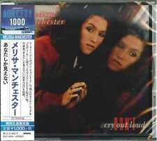 Don't Cry out Loud Melissa Manchester Audio CD