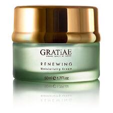 Organic Moisturizing Renewal Cream for smooth and soft skin
