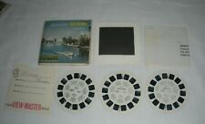 View-master packet of the GREATER MIAMI FLORIDA