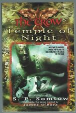 The Crow: Temple Of Night S P Somtow Harper Perennial 1999 US Paperback Good