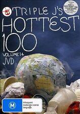 Hottest 100, Vol. 14 by Triple J (DVD, Apr-2007)