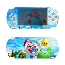 Super Mario Galaxy 114 Vinyl Decal Skin Sticker Cover for Sony PSP 2000