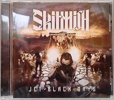 Skirmish - Jet-Black Days (CD 2013) Metal
