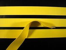 Latex Rubber Trim Strips 0.50mm,15mm x200cm,Yellow