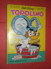 WALT DISNEY- TOPOLINO libretto- n° 1114 a - originale mondadori -anni 60/70