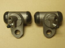 60 61 62 63 64 CHEVY CHEVROLET WHEEL CYLINDERS FRONT PAIR IMPALA BELAIR