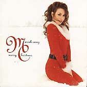 Mariah Carey : Merry Christmas Xmas Vocal 1 Disc CD